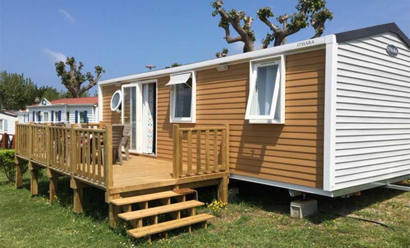 Mobil Home Camping Seres Hendaye
