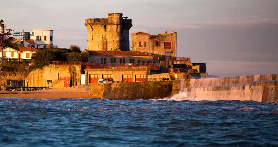 camping pas cher au pays basque